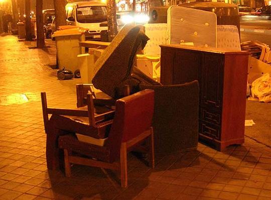 Sobre Reciclar Muebles O Trastos Viejos - Reciclar-muebles-viejos