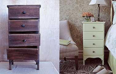 Reciclar muebles viejos - Reciclar muebles antiguos ...